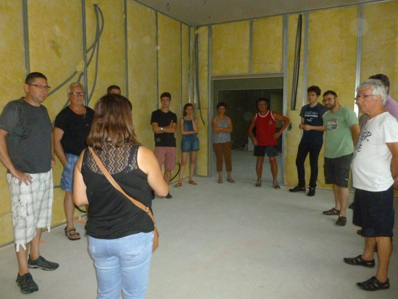 Visite de chantier mothern for Visite de chantier